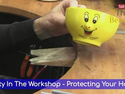 Safety In The Workshop - Protecting Your Hand From Serious Injury