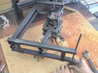 The Pantograph Router (Panto-router)