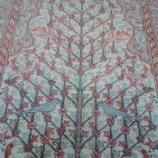 """84 x 129 cm  silk 2'9"""" x 4'2"""""""
