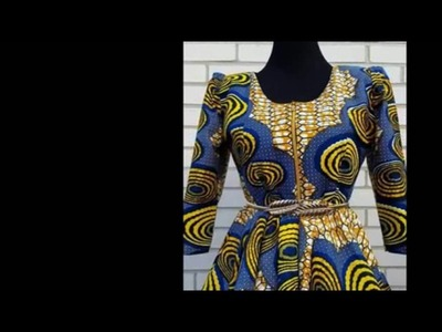 Amazing Peplum Divas - Top Ankara ASO and EBI designs