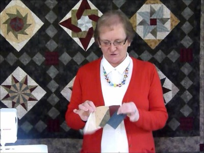 Great Foundations Block 3 of 9 - Block of the Month - Quilting Tips & Techniques