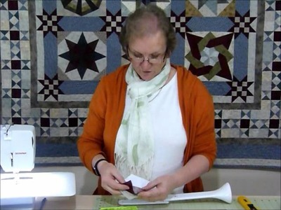Great Foundations Block 5 of 9 - Block of the Month - Quilting Tips & Techniques