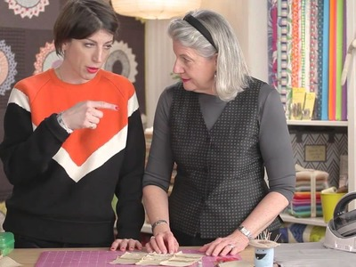 Hand Quilting with Mary Fons, Part 2