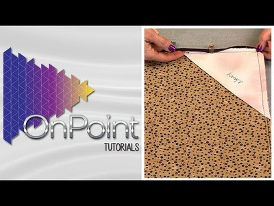 How to Create a Straight-Grain Binding For Your Quilt (Ep. 208)