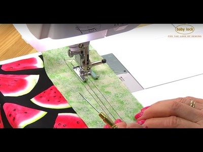 How to Create Buttonhole Zippered Pockets with Pam Damour