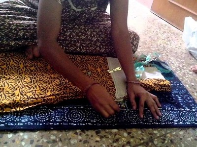 How to cut Nighty (Sangeeta Classes)