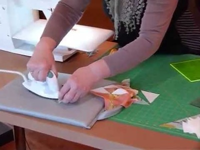How to make a Birds in the Air block - Quilting Tips & Techniques 146
