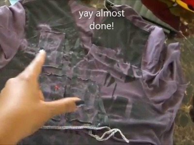 How to Sew A Nursing Shirt | Upcycle Men's T Shirt - Easy!