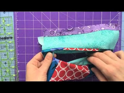 How to Sew a Zipper Pocket