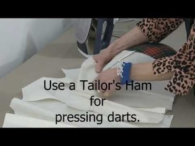How to Sew Darts-Part 2- Sure-Fit Designs Bodice Testing