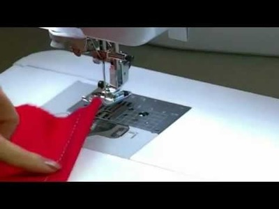 How to sew designer topstitching on jeans with Angela Wolf