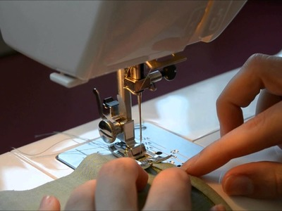 How to sew the Sleev Vent - Carme Sew-Along