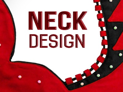 Latest Neck Design for Kameez | Cutting and Stitching | (with English subtitles)