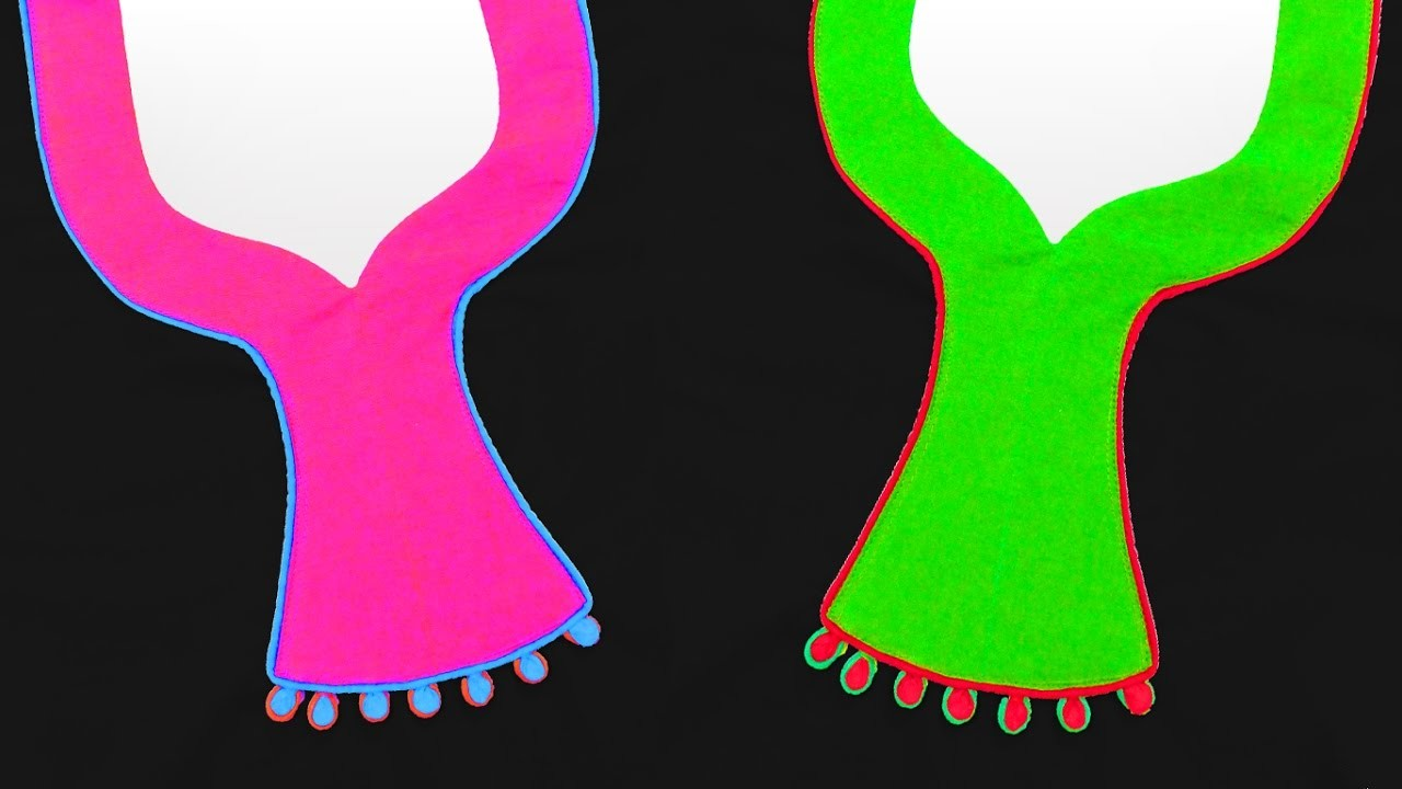 Latest Neck Design for Kameez, Cutting and Stitching, BST