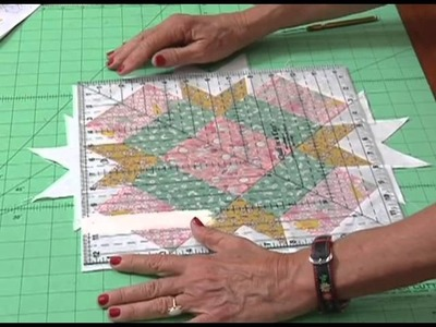 Quilts from El's Kitchen - Turkey in the Straw & Sage Bud