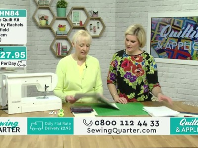 Sewing Quarter - Quilting & Appliqué - 15th Feb 2017