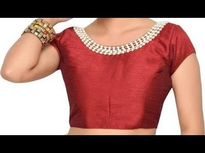 బోట్ నెక్ కట్ చేసి కుట్టడం ఎలా? Boat neck cutting and stitching in Telugu  ( DIY -12)