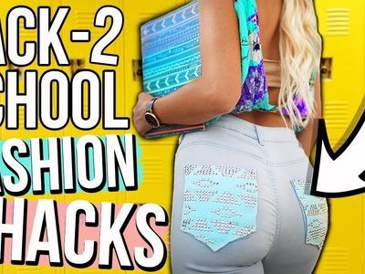 8 Back To School FASHION Hacks To SAVE MAJOR MONEY $$