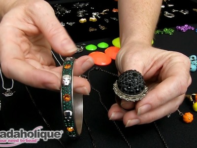 Beadaholique Live Class: Halloween Jewelry Inspiration and Quick & Easy Project Ideas