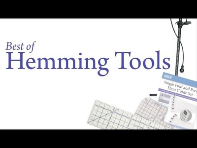 Best of Hemming Tools