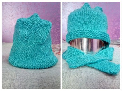 Easy Cap.Scarf Design For Ladies.Girls|Hindi
