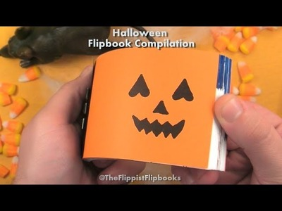 Halloween Flipbook Compilation by TheFlippist