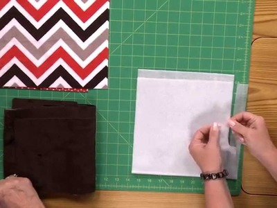 How to make the Cuddle Up Quilt