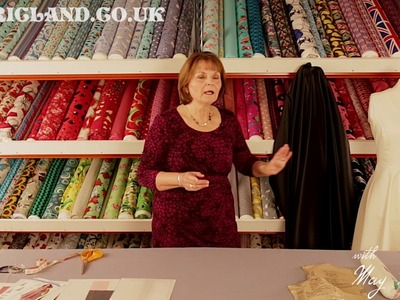 May Martin and Pattern Fitting with Fabric Land