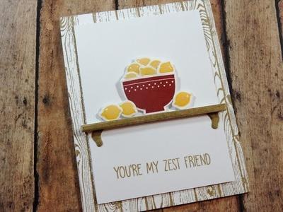 Not 2 Shabby Design Team Project   MFT Kitschy Kitchen   Card 2