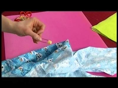 Sew Scentsible PJ Monster! and Pajama Pants Tutorial