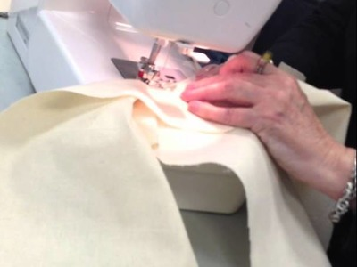 Shawl Collar Part 1