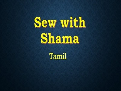 SUBSCRIBE !!!!  To  my new Tamil channel (TRAILER)