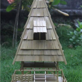 Tradisional house from Bima Indonesia called Uma Lengge