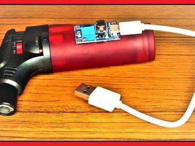 ✔ 3 incredible USB tools you can make at home | Life hacks