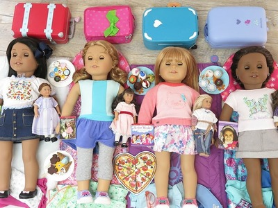 American Girl Doll Sleepover