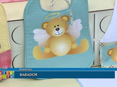 Ateliê na TV - TV Gazeta - 26.08.16 - Renata Silva