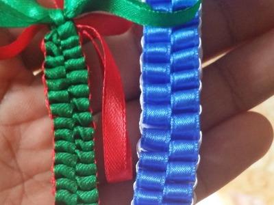 DIY Ribbon Chain Part 1