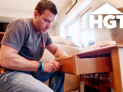 How to Change Out Cabinet Pulls | HGTV Home Improvement Tips