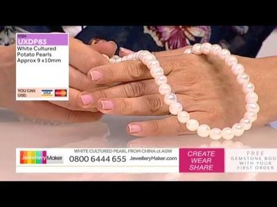 How to Make Chain Maille Jewellery: JewelleryMaker LIVE 28.09.2014