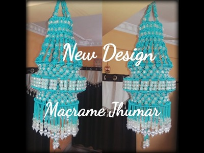 How To Make Jhumar In New Design