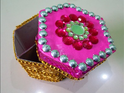 How to make storage box.by DEEPIKA PANT