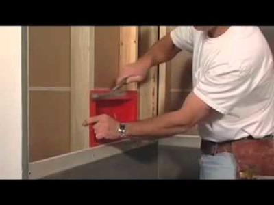 How To Tile a Shower - Floor Tile Installation & Prep #3