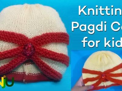 Knitting a pagdi cap for kids   Punjabi Cap