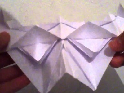 Origami Gremlin By Jeremy Shafer - Not A Tutorial