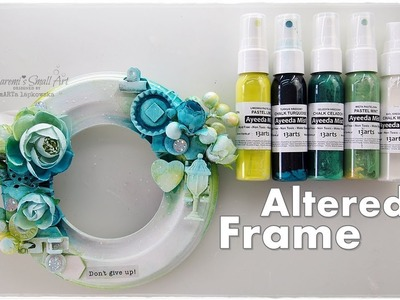 Recycling Altered Frame Tutorial ♡ Maremi's Small Art ♡