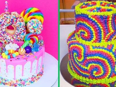 15 Best Cake Decorating Technique Compilation - Cake Style 2017 - Fondant & Amazing Cake Tutorial