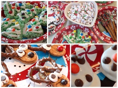 5 DIY Holiday Treats!!!