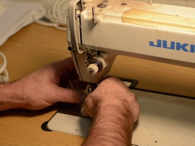 A to Z Guide to Upholstering an Ottoman Part 2