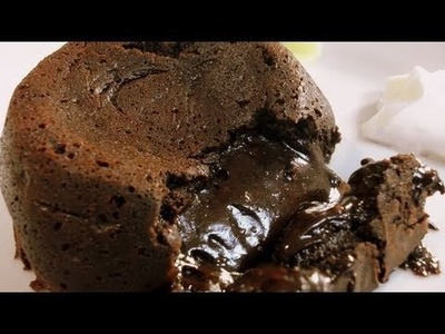Chocolate Fondant Recipe - Eid Special - CookingWithAlia - Episode 116