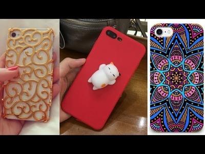 DIY Fundas para Celulares Fáciles - DIY Phone Case Life Hacks! 18 Phone DIY Projects